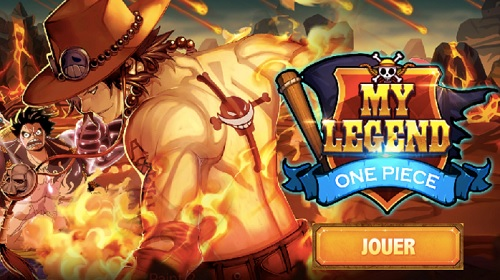 My Legend (One Piece Online 2)